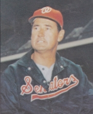 Nast manager Ted Williams