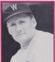walter johnson card