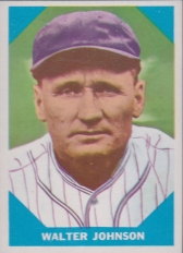 W.Johnson 60 Fleer
